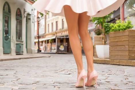 足を出す季節♪ 即効美脚キャンペーン